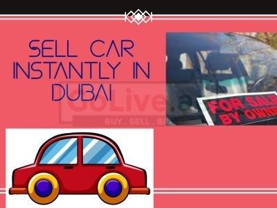 Sell car instantly in Dubai