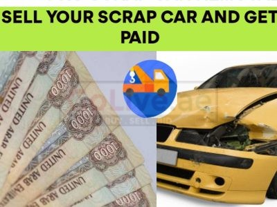 Sell your scrap car and get paid