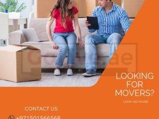 BlueBox Movers in Dubai Hills Single item,Villa,Flat,Office move with Close Truck