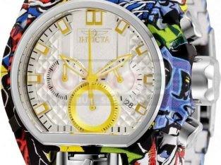 Invicta Bolt Zeus quartz battery men's watches