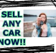 Sell any car now!